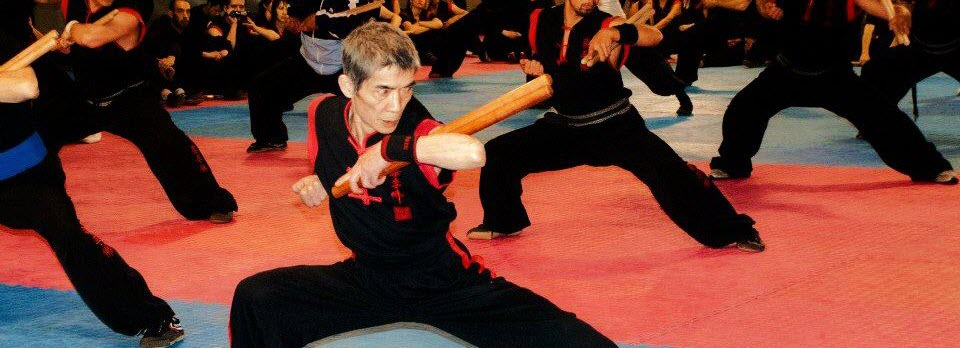 Gran Maestro Chen Yong Fa. Doble Palo - 2012