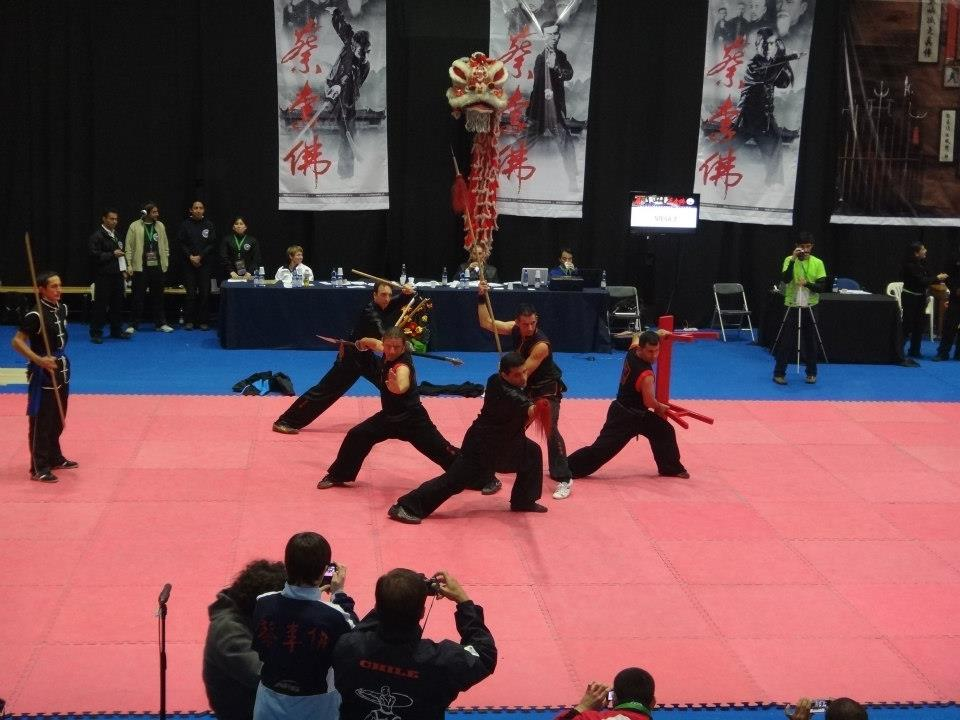 4to Campeonato Mundial de Kung Fu Choy Lee Fut