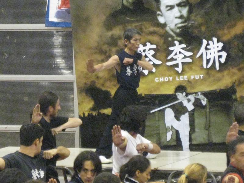 Maestro Chen Yong Fa Seminario Internacional Chile 2009