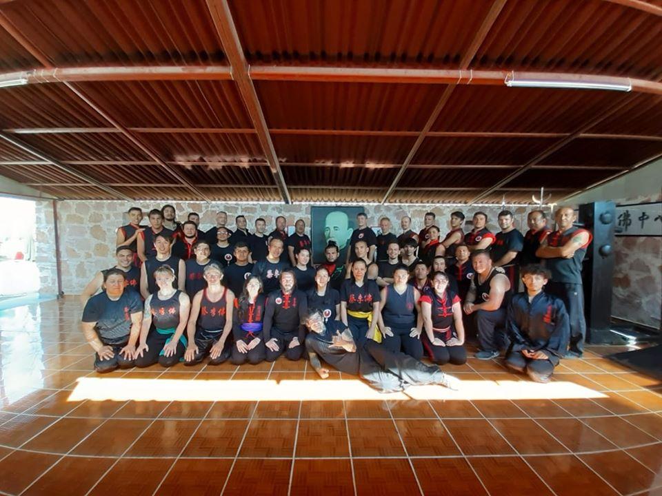 Encuentro de la Familia Chan en Mexico