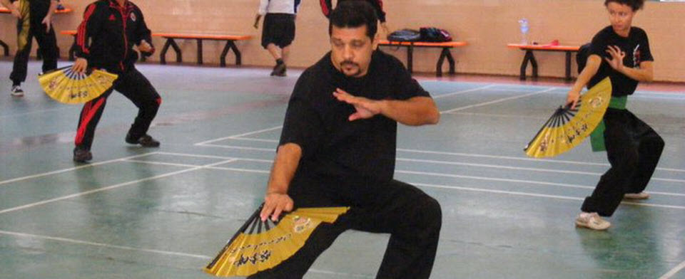 Sifu John La Touche - China 2010